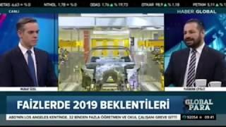 15.01.2019 - Haber Global - Global Para - Araştırma Müdürü Dr. Tuğberk Çitilci #DOLAR