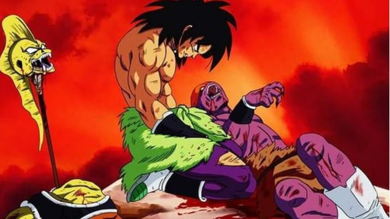 Broly Will Do What In The Return Anime Of Dragon Ball Super 2 0