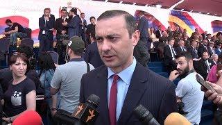 Գրիգորյանը մտադիր է ռուս գործընկերներին փոխանցել Հայաստանի մտահոգությունը Ադրբեջանի զենքի շուրջ