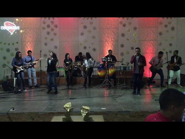 Ruwach Band en Casa de Dios y Puerta del Cielo Maturin