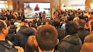 45-я Международная Выставка Охота И Рыболовство На Руси! Викторина! Подарки! Ребята! Всем Спасибо!