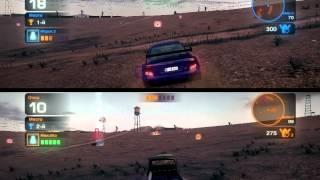 Blur - игры на двоих. Выпуск 1