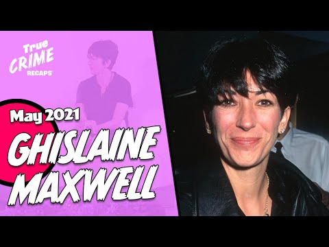 Ghislaine Maxwell Update: Life In Prison Is Not Going Well || True Crime Recaps