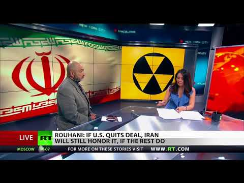 Sticking with it: Iran will remain with nuclear deal