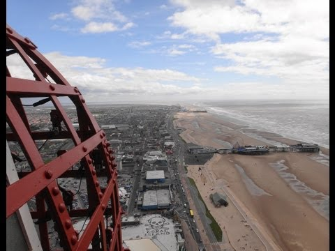The Blackpool Tower Tour 2013 (With a Superzoom Camera)
