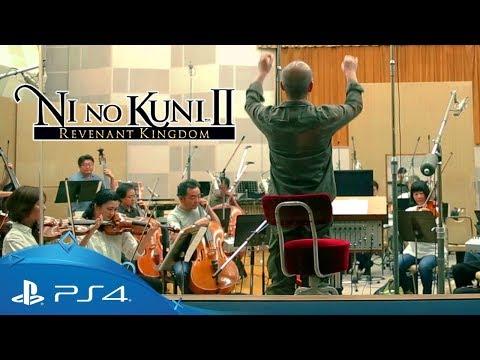 Ni No Kuni II | The Music of Joe Hisaishi | PS4