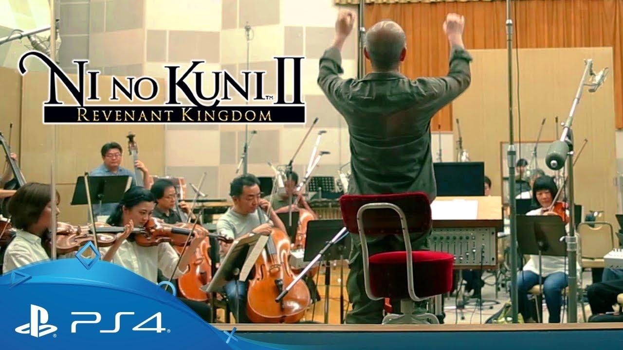 Ni No Kuni II The Music of Joe Hisaishi