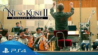 Ni No Kuni II | The Music of Joe Hisaishi | PS4