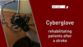 Application Cyberglove - rehabilitating patients after a stroke thumbnail