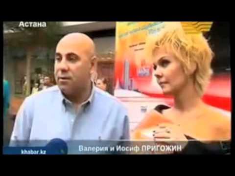 Валерия ♥ Valeriya интервью в Астана 28 Октябрь 2011