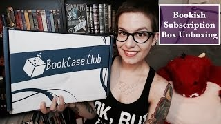 Bookish Unboxing | Book Case Club