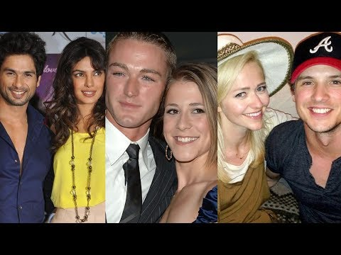 Quantico ... and their real life partners