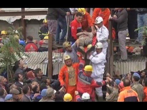 Soma mine explosion death toll rises