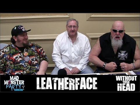 Leatherface Texas Chainsaw Massacre part 3 Jeff Burr & R.A. ...