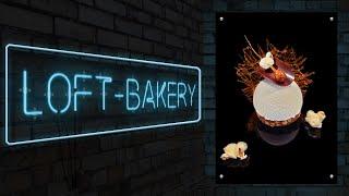 Loft Bakery // Popcorn Mousse