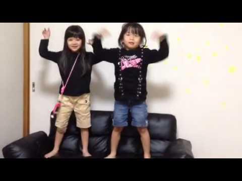 Momoka chan and Shina chan