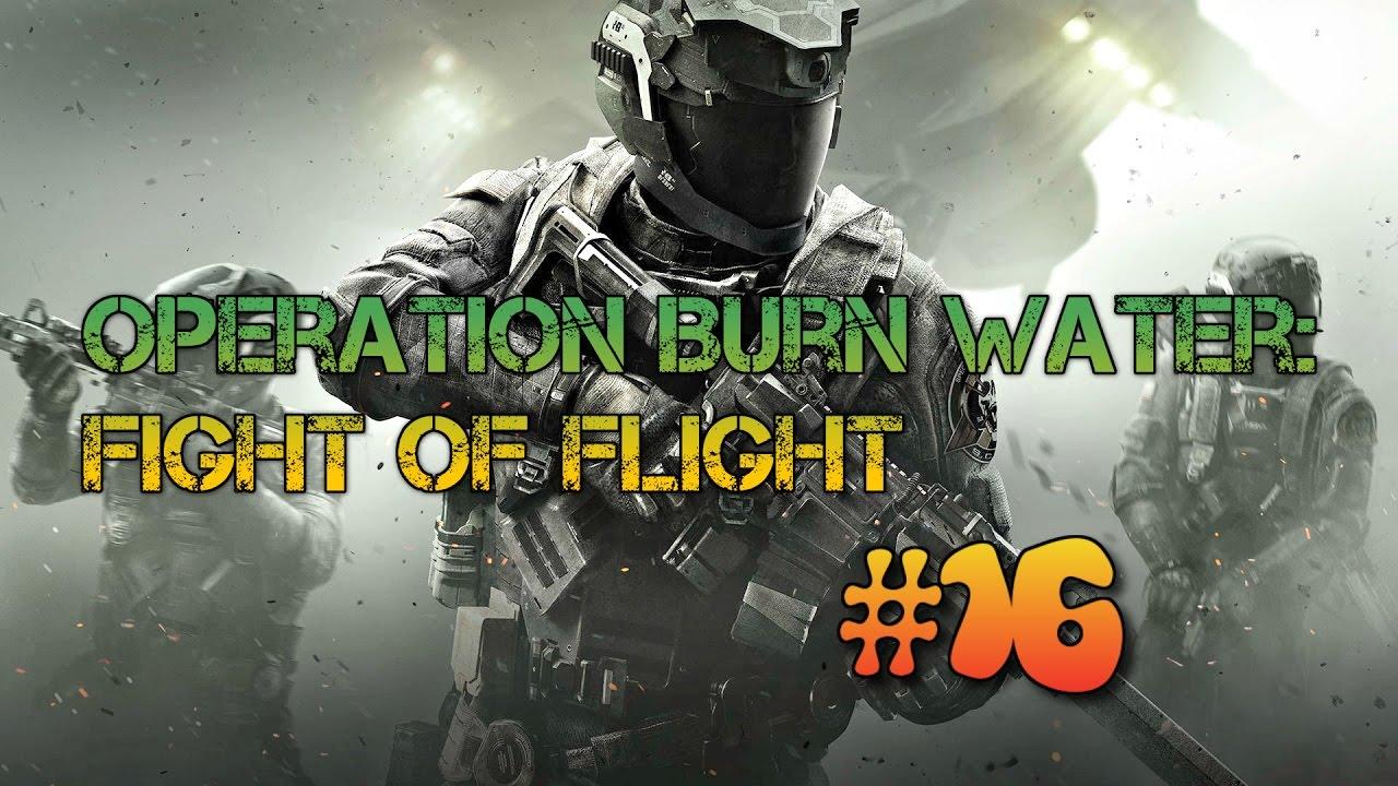 Call Of Duty Infinite Warfare   Part 6   Operation Burn