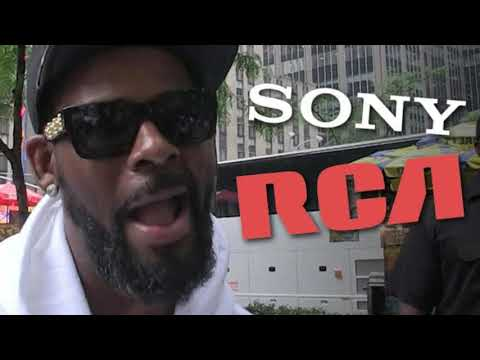 R. Kelly Dropped By Sony Records: Report Mp3