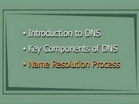 Basic of Domain Name System (DNS), love rafallo