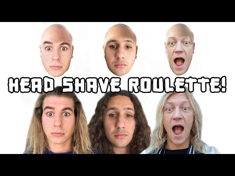 Head Shave Roulette!