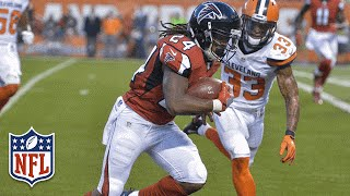 Every Devonta Freeman Run from Week 2 | 2016 NFL Preseason Highlights