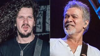 Here's Why Eddie Van Halen Buried His Iconic Guitar With Dimebag Darrell