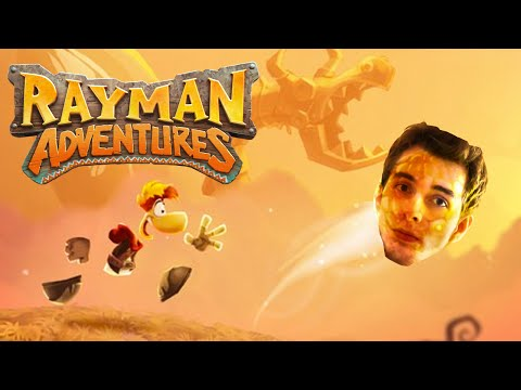Rayman Adventures | iOS/Android - AD