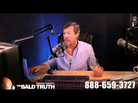 Spencer Kobren's The Bald Truth Ep 16 - Am I Losing My Hair 1-8-12