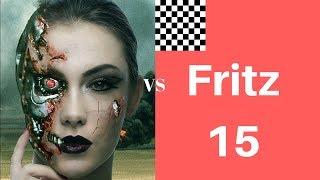English Chess Opening: Leela Chess ID 462 vs Fritz 15 : Time Limit : 60 mins each