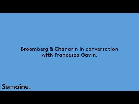 Francesca Gavin in conversation with Broomberg & Chanarin for Semaine