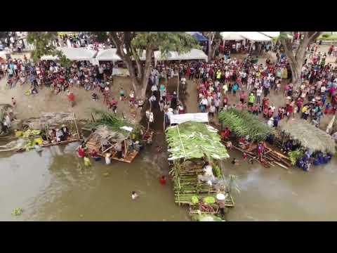 Previa De Lo Que Se Vivió En El Balsero Del Carrizal XIV Festival   Parroquia Membrillo  #manabi #ec