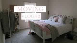 Moving vlog #2 | Sept 30th 2018