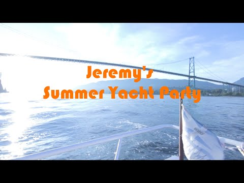 Jeremy's Summer Yacht Party [AFTER MOVIE]