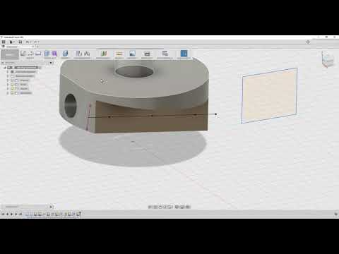Fly Cutter DIY, Autodesk Fusion 360