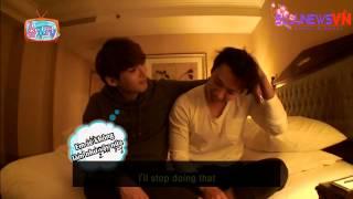 [Vietsub] All About Super Junior - Treasure Within Us - Đột nhập phòng ngủ tại Jakarta!