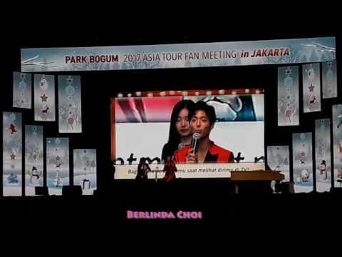 [Oh Happy Day] Fancam - Park Bo Gum Fan Meeting in Jakarta -  Happy Bogum (Chapter 1)