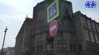 Ловушка на Тверской. 300 метров до Кремля.