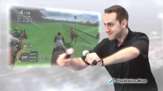 Champion Jockey G1 Jockey and Gallop Racer game trailer - PS3(descargadirectaplc.com).mp4