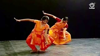 Bharatanatyam Dance Performance - Natya Vardhini - Basic Steps for Beginners