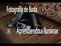 Fotografía de Bodas, Iluminación