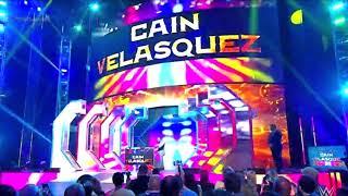 """WWE: """"Combatiente"""" ► Cain Velasquez 1st Theme Song"""
