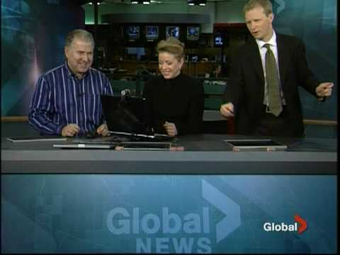 Global BC Noon News - Computers
