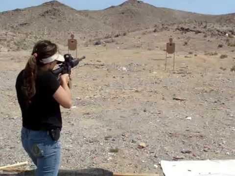 Gun Shooting in Sloan, Nevada - YouTube