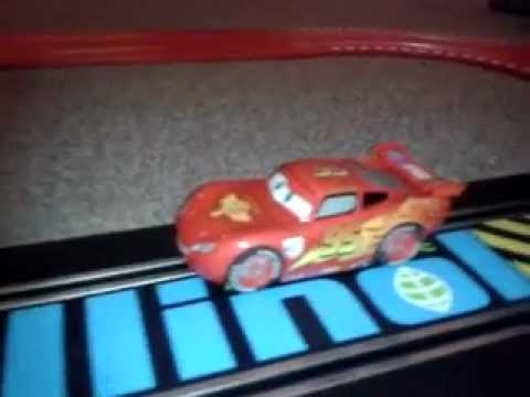 CARS 2 World Grand Prix Scalextric