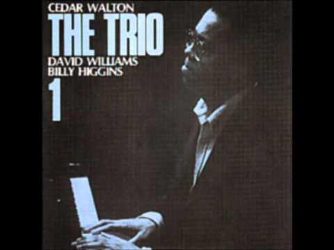 Cedar Walton Trio - Holy Land