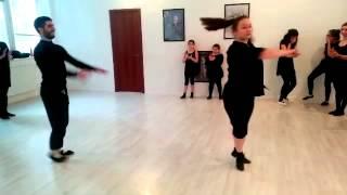 Школа кавказских танцев в Москве «Кавказ Лэнд»Произвольная лезгинка .(Произвольная лезгинка