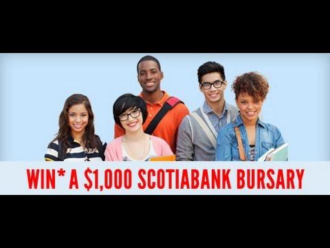 scotiabank online Win $1,000 Now!