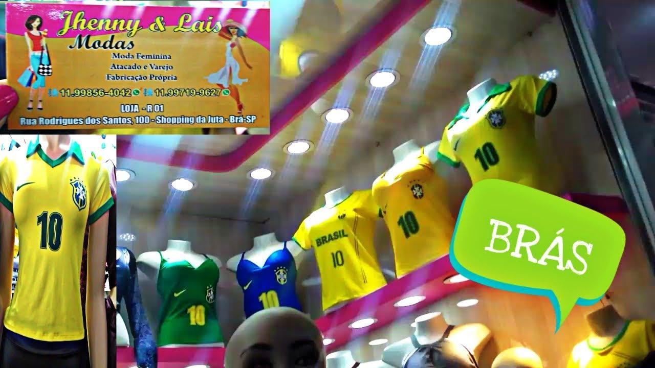 5ae37135df FÁBRICA DO BRÁS- SELEÇÃO BRASILEIRA BABY LOOK - POLO - CAMISETA -REGATA COM  BOJO