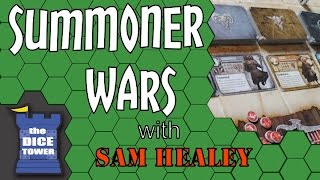 Summoner Wars Review with Sam Healey