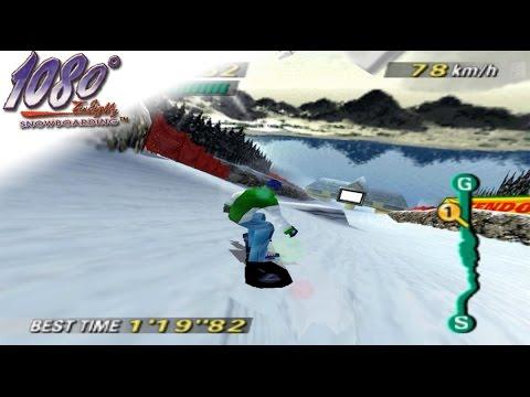 1080° Snowboarding - Crystal Lake [HD]